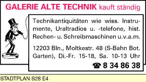 Galerie Alte Technik