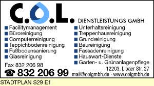 C.O.L. Dienstleistungsgesellschaft mbH
