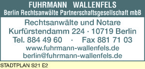 Fuhrmann, Wallenfels