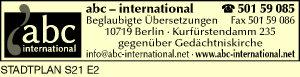 Logo von abc international