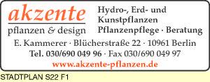 akzente pflanzen & design