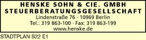 Henske Sohn & CIE. GmbH