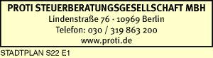 PROTI Steuerberatungsgesellschaft mbH