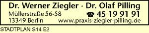 Ziegler, Werner, Dr. u. Dr. Olaf Pilling