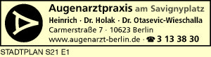Heinrich, S. und Dr. med. S. Holak + Dr. med. L. Otasevic-Wieschalla