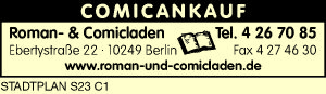 Roman- und Comicladen