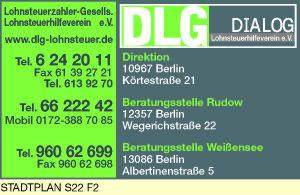 Bild 1 DLG DIALOG Lohnsteuerzahler-Gesellschaft Lohnsteuerhilfeverein e.V. in Berlin