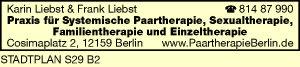 Liebst, Karin & Frank Liebst - Praxis für Systemische Paartherapie