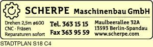 Scherpe Maschinenbau GmbH