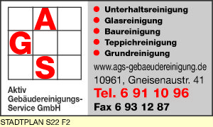 AGS Aktiv Gebäudereinigungs-Service GmbH