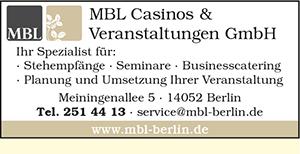 MBL Veranstaltungen GmbH