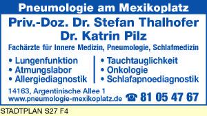 Thalhofer, Stefan, Priv.-Doz. Dr. und Dr. med. Katrin Pilz