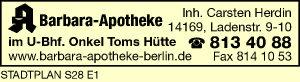 Barbara-Apotheke, Inh. Carsten Herdin