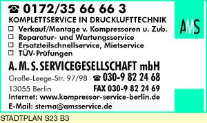 A.M.S. Servicegesellschaft mbH