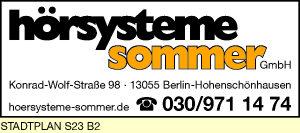 Hörsysteme Sommer GmbH