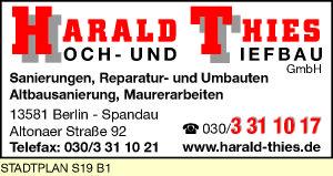 Thies Hoch- und Tiefbau GmbH