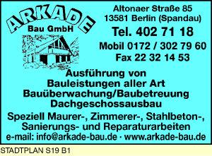 Arkade Bau GmbH