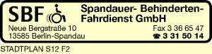 SBF Spandauer-Behinderten-Fahrdienst GmbH