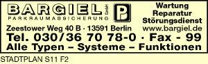 Logo von BARGIEL Parkraumabsicherung GmbH