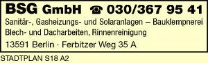 BSG GmbH