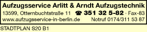 Aufzugsservice Arlitt & Arndt GmbH