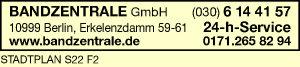 Logo von Bandzentrale GmbH