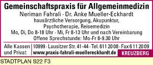 Fahrali, Neriman und Dr. Anke Mueller-Eckhardt