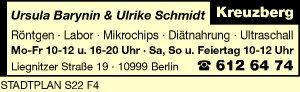 Barynin, Ursula und Ulrike Schmidt