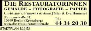 Jüster, Anne, Pannwitz, Christiane von, und Eva Hummert