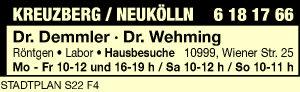 Demmler, Dr. und Dr. Wehming