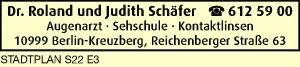 Schäfer, Roland, Dr., und Judith Schäfer