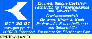 Casteleyn, Simone, Dr. med. und Dr. med. Ulrich J. Koch