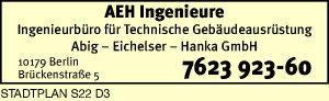 Bild 1 Abig - Eichelser - Hanka GmbH in Berlin