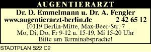Emmelmann, D., Dr. u. Dr. A. Fengler