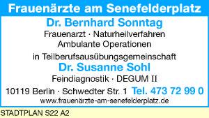 Sonntag, Bernhard, Dr. und<P>Dr. Susanne Sohl