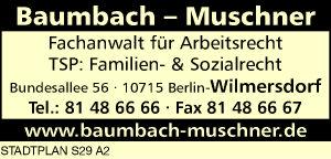 Baumbach, Muschner