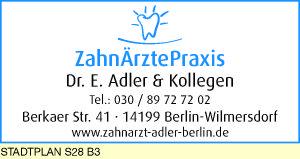 Adler, Elio, Dr. & Kollegen
