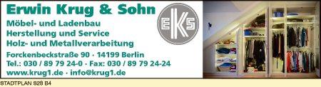 Krug & Sohn GmbH & Co KG, Erwin