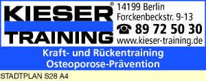 Kieser Training Wilmersdorf