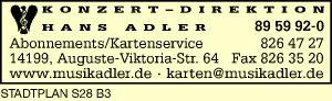 Logo von Adler Hans