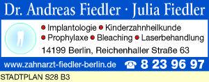 Fiedler, Andreas, Dr. und Julia Fiedler