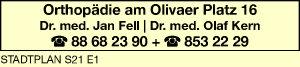 Fell, Jan, Dr. med. und Dr. med. Olaf Kern