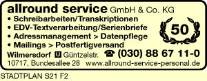 Allround Service GmbH & Co. KG