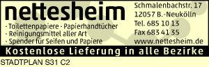 Logo von Nettesheim