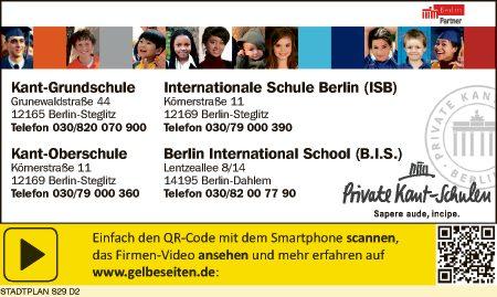 Private Kant-Schulen