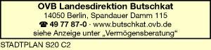 OVB Landesdirektion Butschkat
