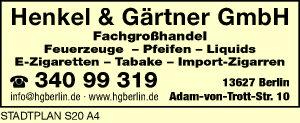 Henkel & Gärtner GmbH