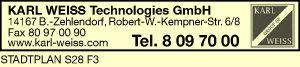 KARL WEISS Technologies GmbH