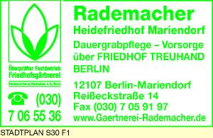 Logo von Rademacher