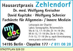 Kreischer, Wolfgang, Dr. med., Wolfgang Schreier und David Kopitzke